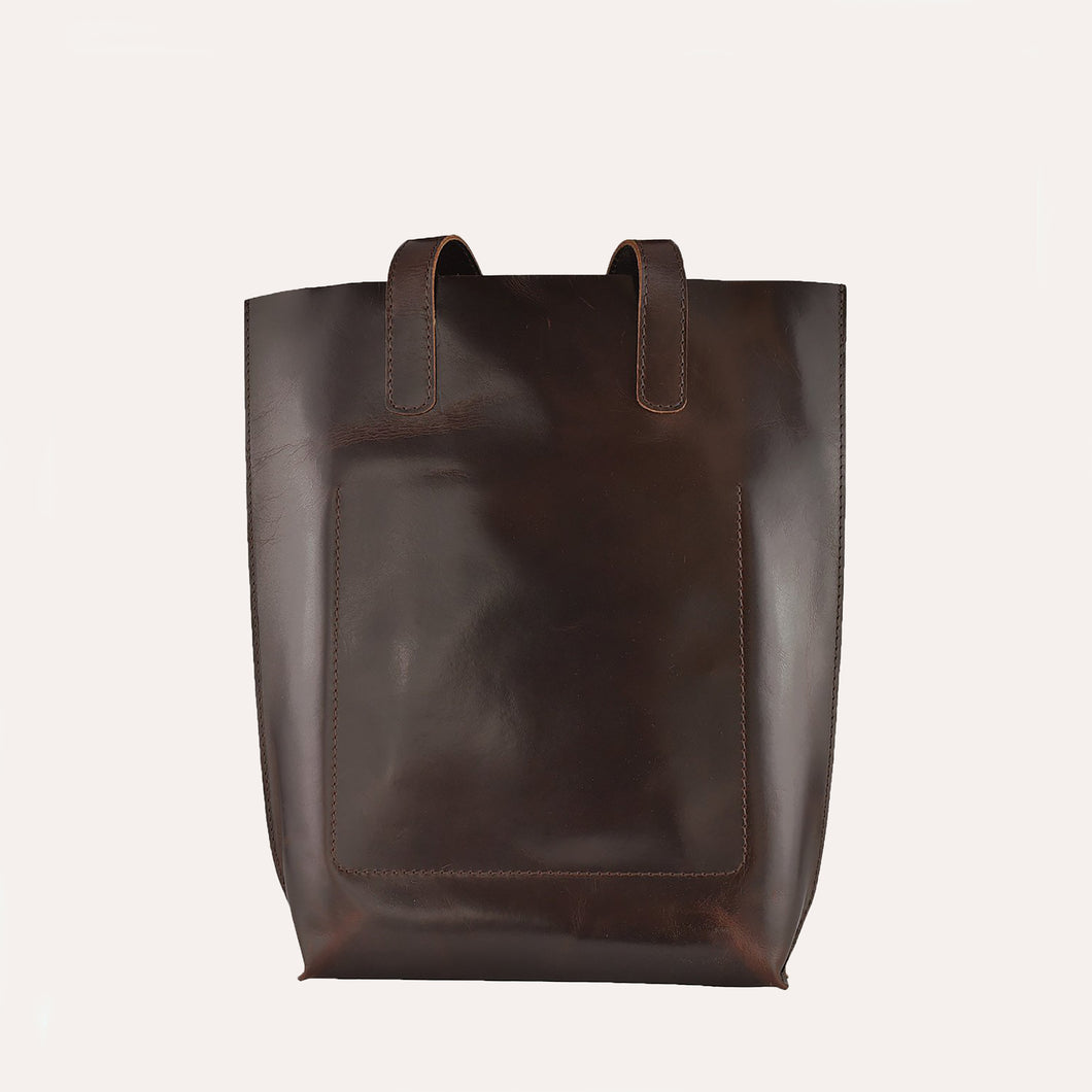 Kiko Leather - Structure Tote