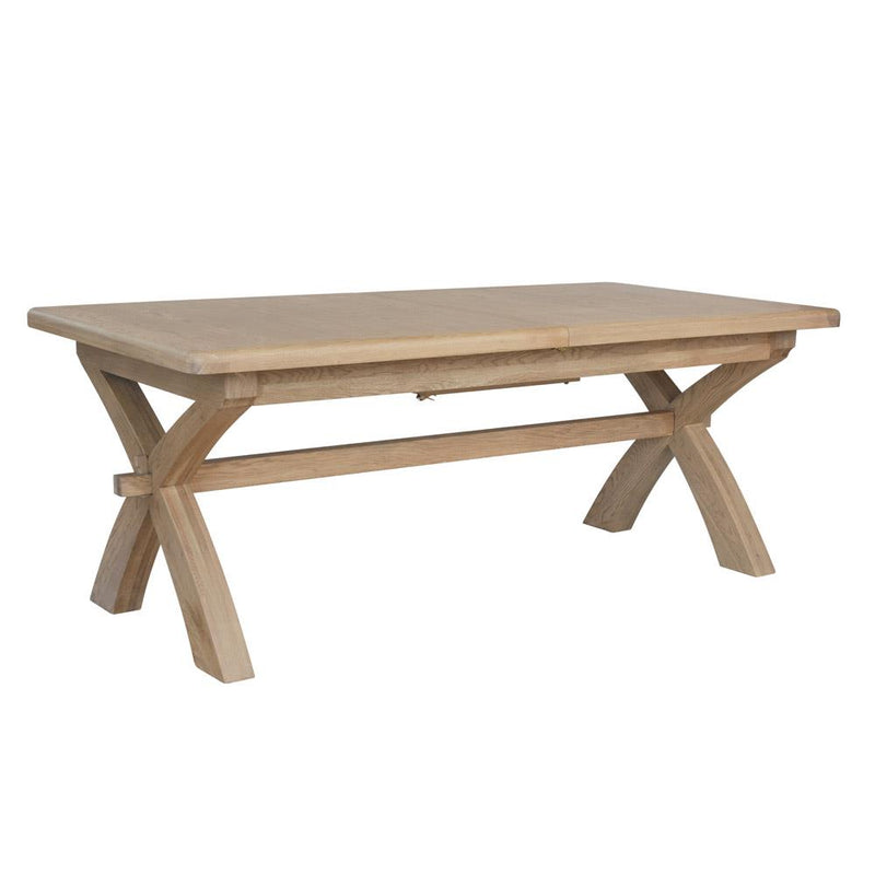 Camden 2m Cross Leg Dining Table