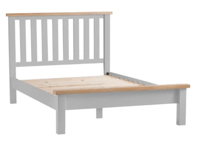 Trafalgar king size bed frame