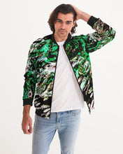 Load image into Gallery viewer, Cuyahoga River Men's Bomber Jacket