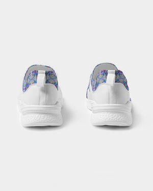 Crystal Ribbon Women's Two-Tone Sneaker