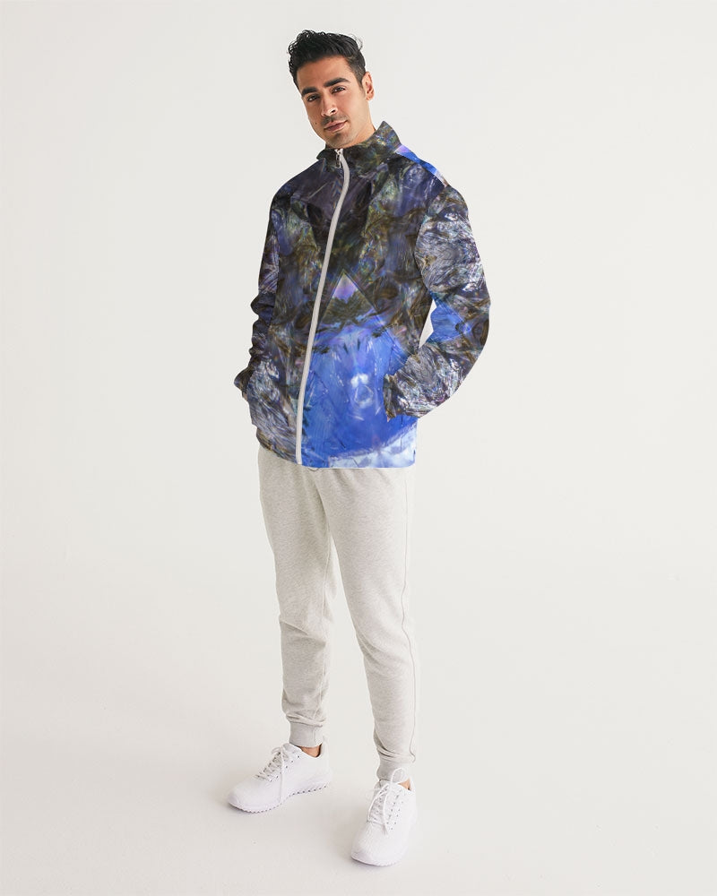 Dimensions Men's Windbreaker