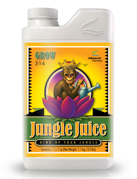 Jungle Juice | Grow + Micro + Bloom