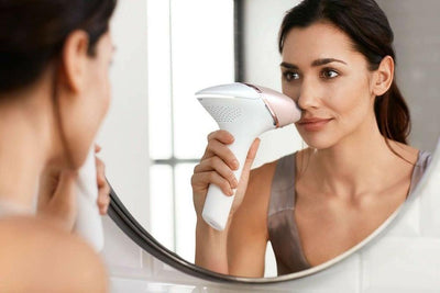 Philips Lumea Prestige BRI950/00 IPL Cordless Hair Removal System for Face / Body / Legs
