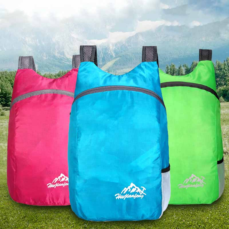 Waterproof Backpack Ultralight Foldable Bag For Outdoor