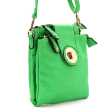 Jade Marie Curious Crossbody - Mint