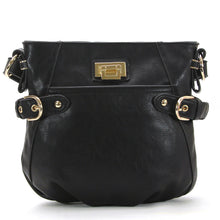 Jade Marie Charming Crossbody - Black