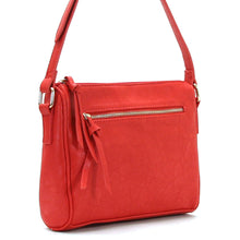 Jade Marie Confident Crossbody - Strawberry