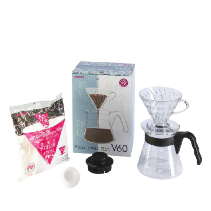 Hario V-60 Brewing Kit