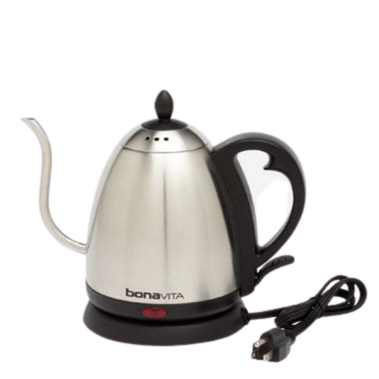 Bonavita Electric Gooseneck Kettle 1L
