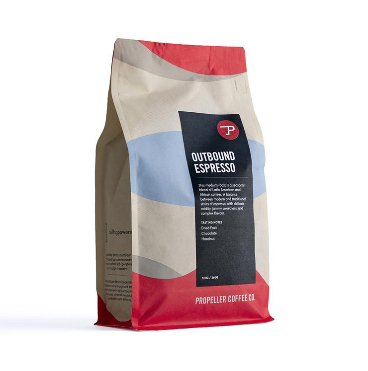 Outbound Espresso - 340g