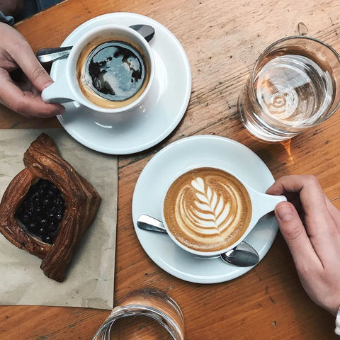 Coffee & Pasteries