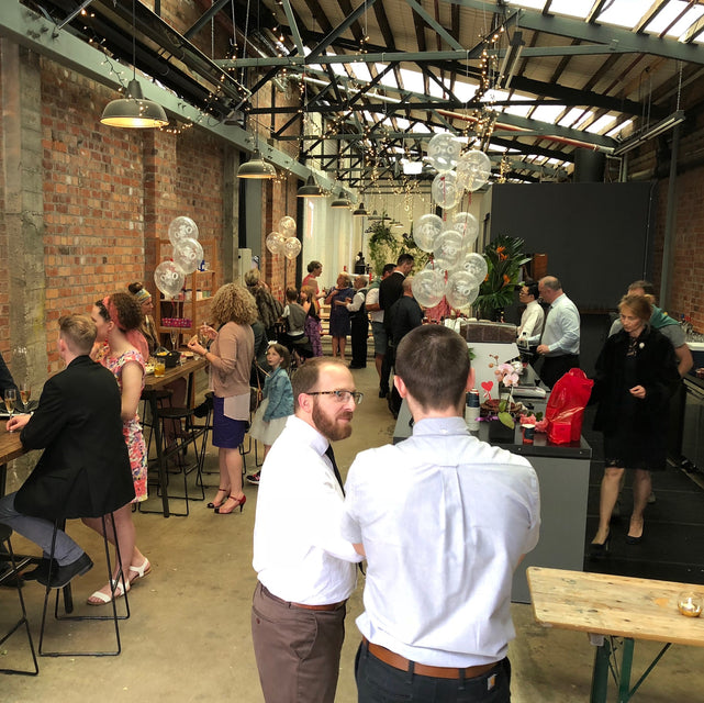 Event Hire Space at Red Rabbit Coffee Co
