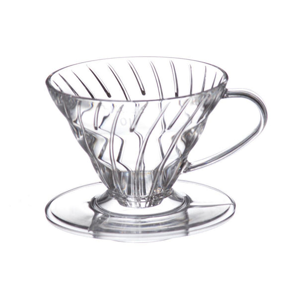 V60 Coffee Dripper 02 / Clear