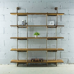 Sustainable Wood Bookcase (Planted Seven)