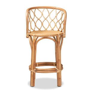 Diana Rattan Counter Stool