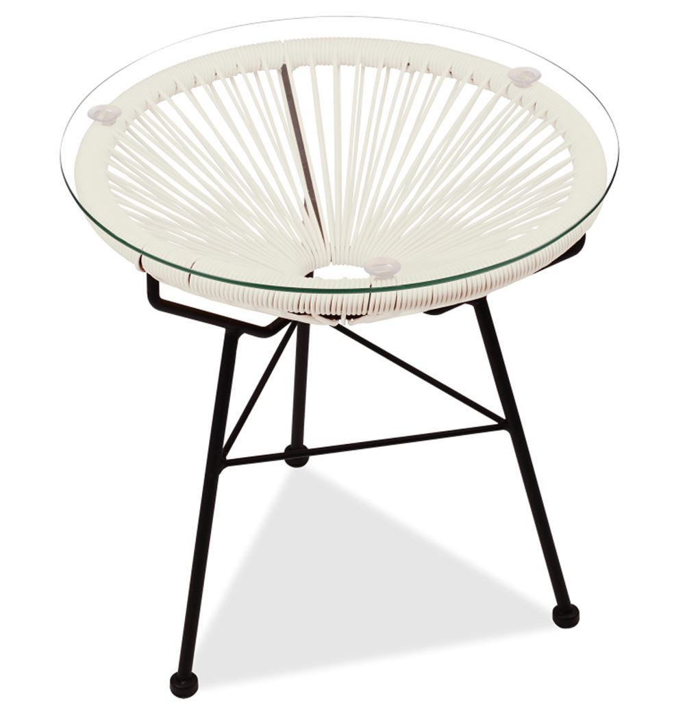 Acapulco Side Table - Acapulco Indoor/Outdoor Side Table
