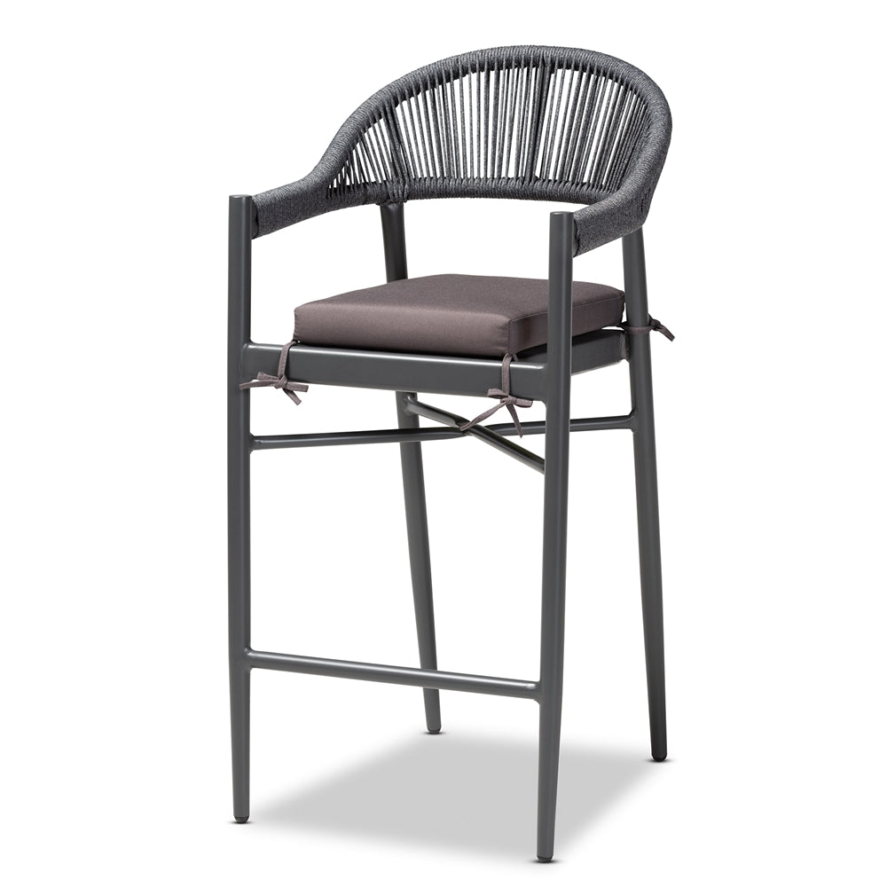 Brady Outdoor Barstool