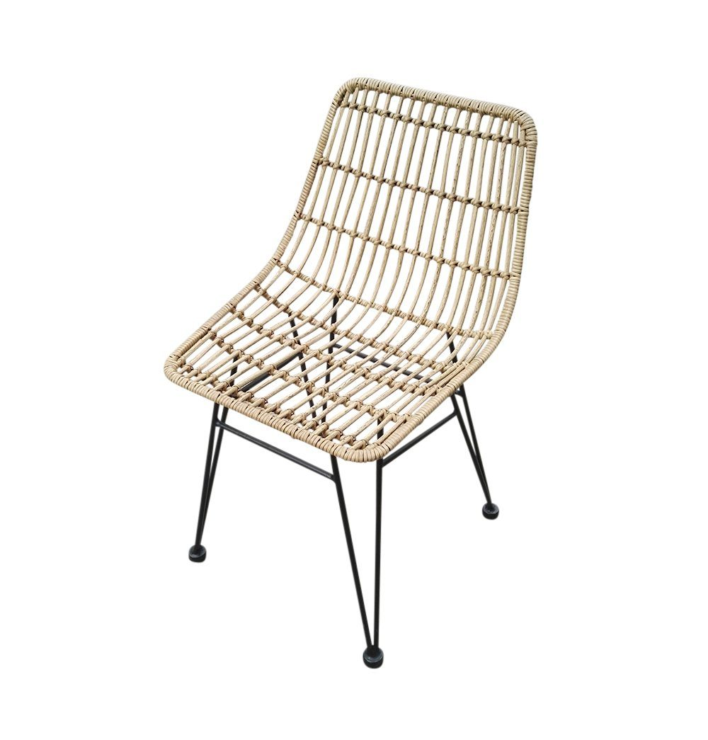 Wicker Dining Chair - Camille Dining Side Chair