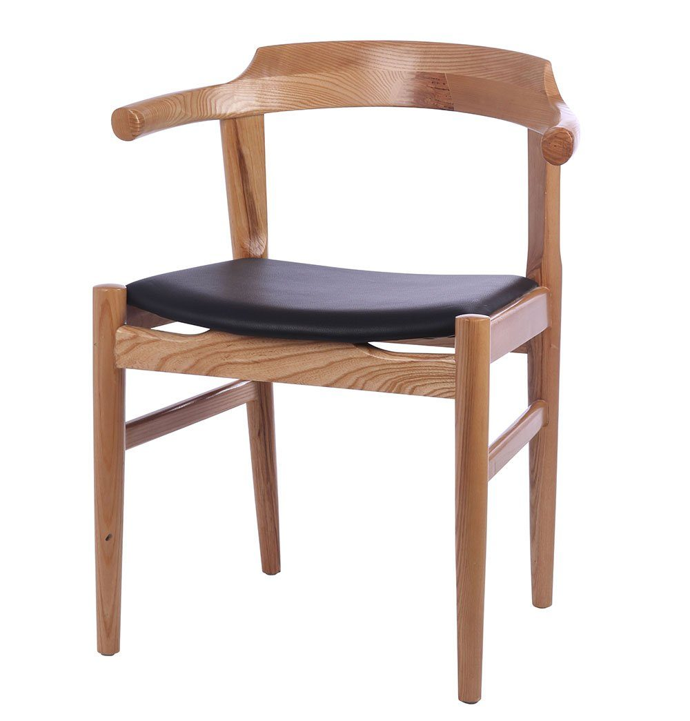 Nora Dining Chair (Upholstered Seat) - GFURN