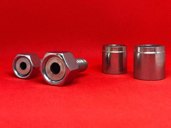 Female Metric Flat Face Fittings