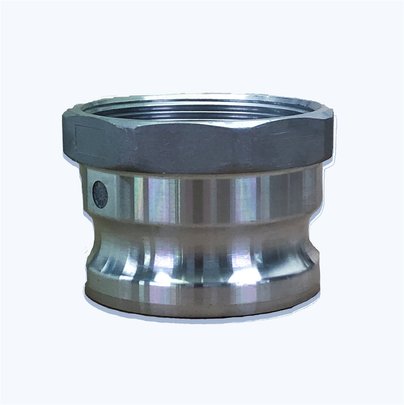 "AL-A050 (1/2"" Male NPT x 1/2"" Female Coupler)"