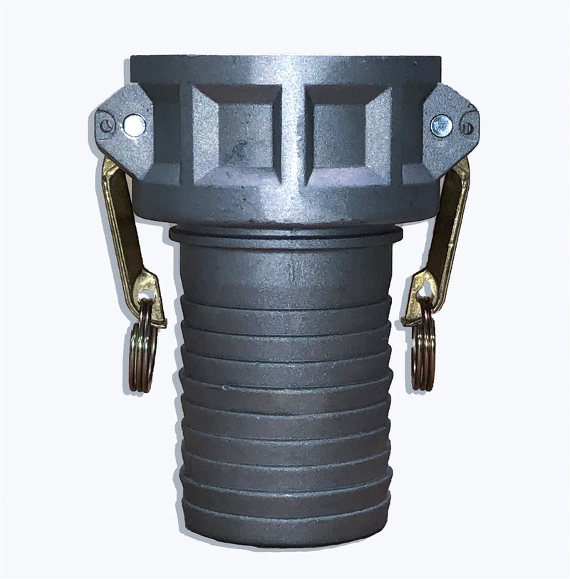 "AL-C150 (1 1/2"" Female Coupler x 1 1/2"" Hose Shank)"