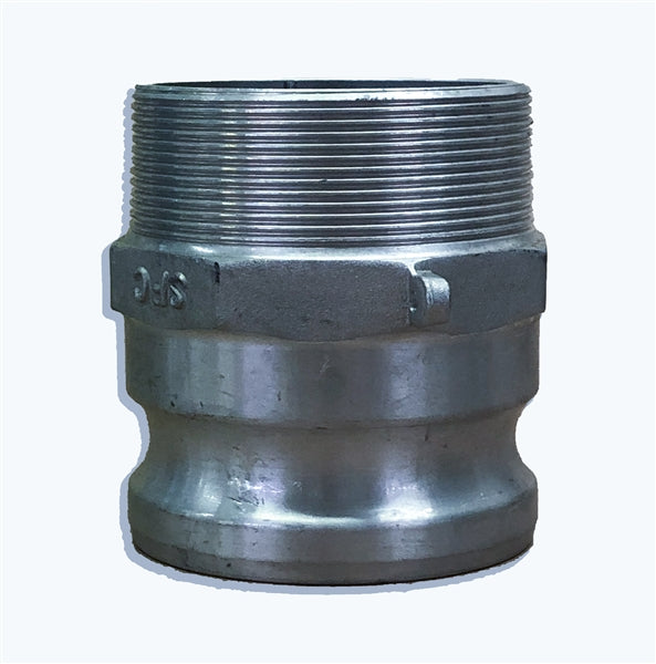 "AL-F250 (2 1/2"" Male Adapter x 2 1/2"" Male NPT)"