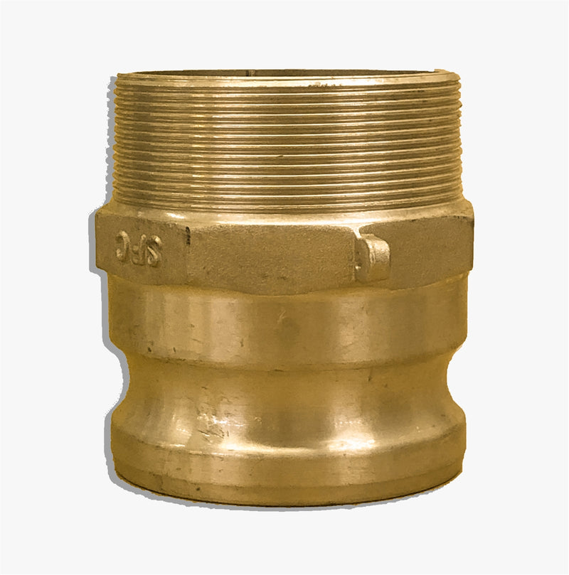 "BR-F100 (1"" Male Adapter x 1"" Male NPT)"
