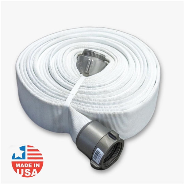 "Fire Hose (NST/NH Hydrant Threads) <br>1.5"" x 50'"