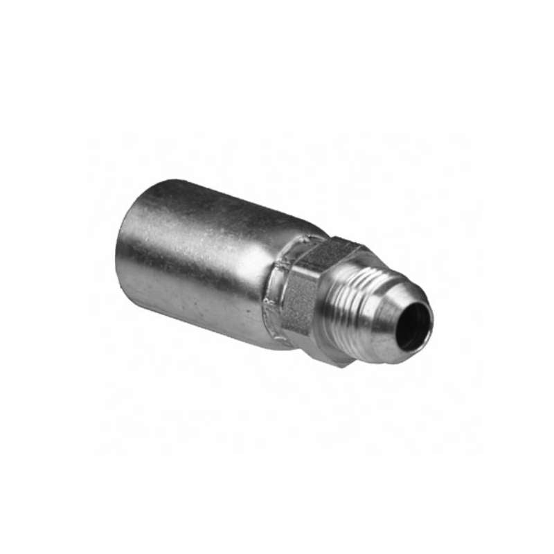 "MJIC-04-05WS (1/4"" Hose x 5/16"" Male JIC Rigid)"