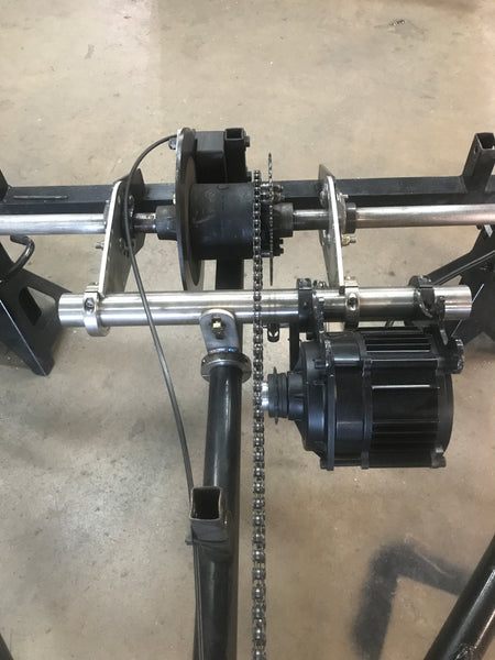 Bolt on cyclone motor mount version 3  - $350