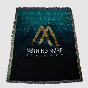 NOTHING MORE THROW BLANKET