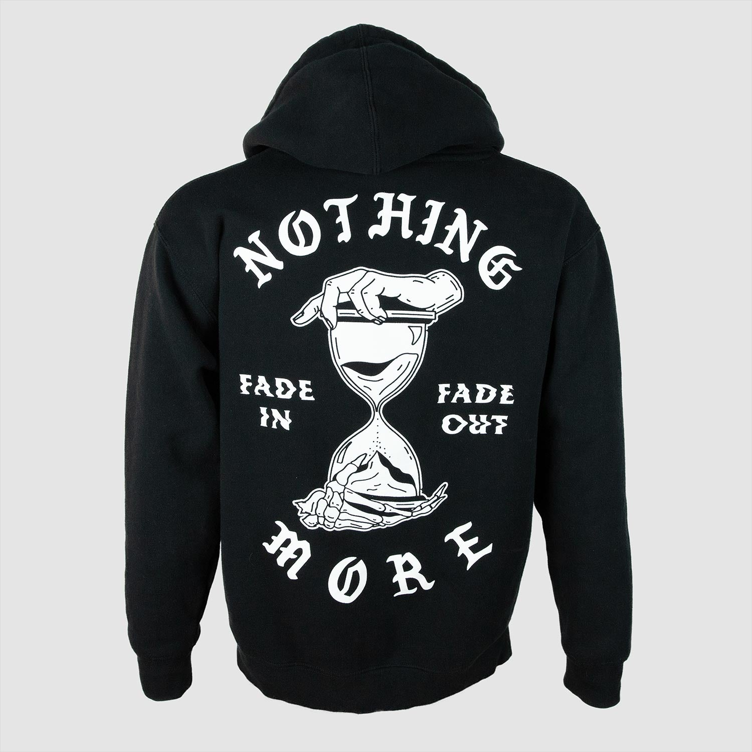 FADE IN FADE OUT PULLOVER HOODIE