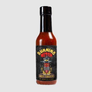 BURNING WITCH HOT SAUCE
