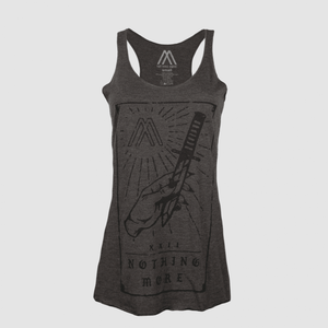WOMEN'S TAROT CARD TANK