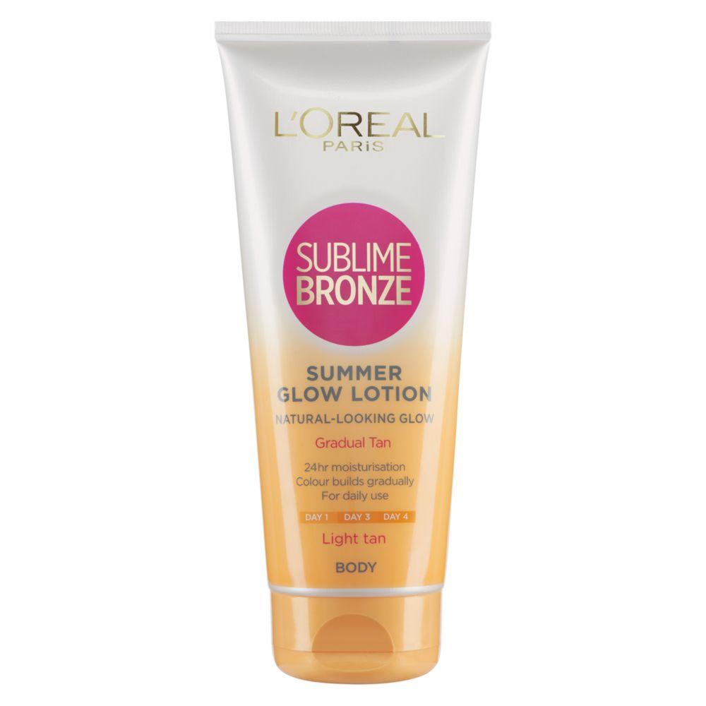Sublime Bronze Gradual Self-Tan Body Lotion Light 200Ml