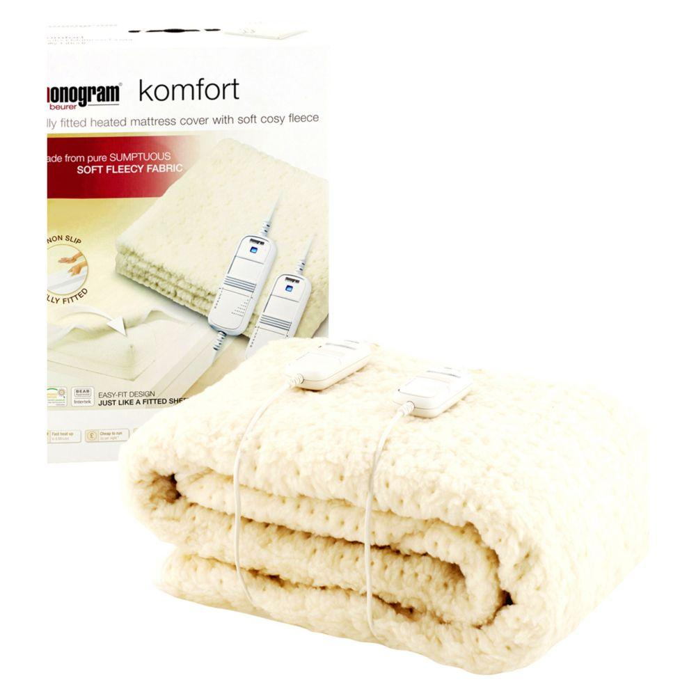 By Beurer Komfort Heated Mattress Cover - Double/Dual