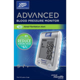 Advanced Blood Pressure Monitor With Atrial Fibrillation Alert