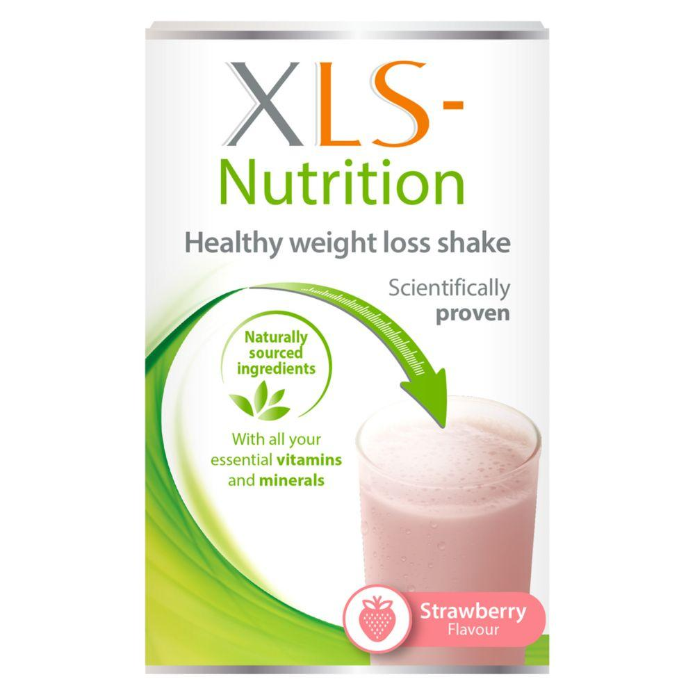 Nutrition Shake Strawberry Flavour - 400G