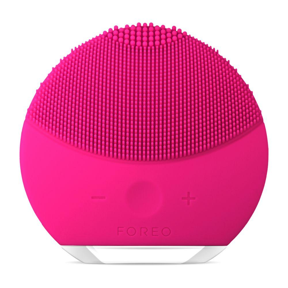 Luna Mini 2 Facial Cleansing Brush Fuchsia