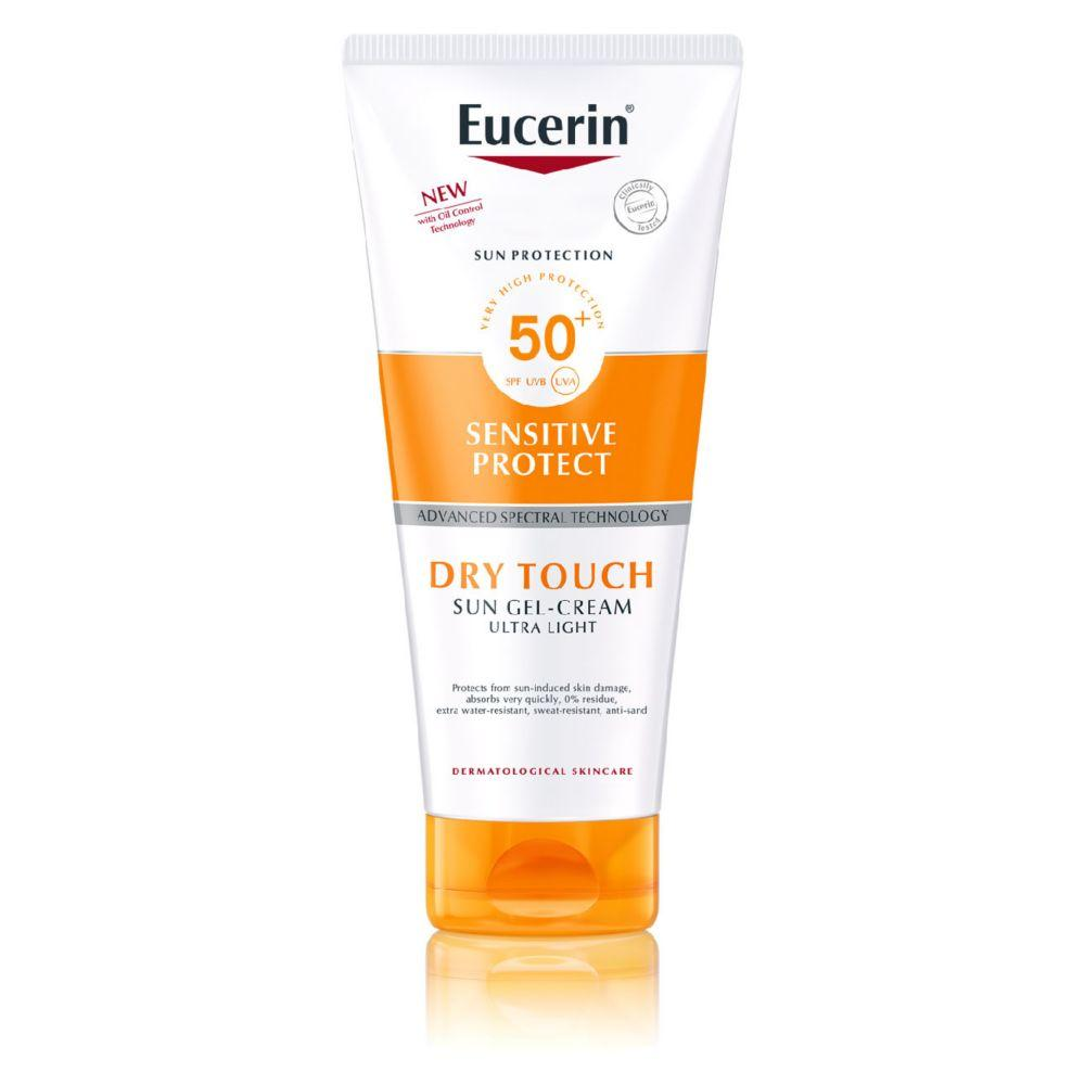 Sun Gel-Cream Dry Touch Sensitive Protect Spf50+ 200Ml