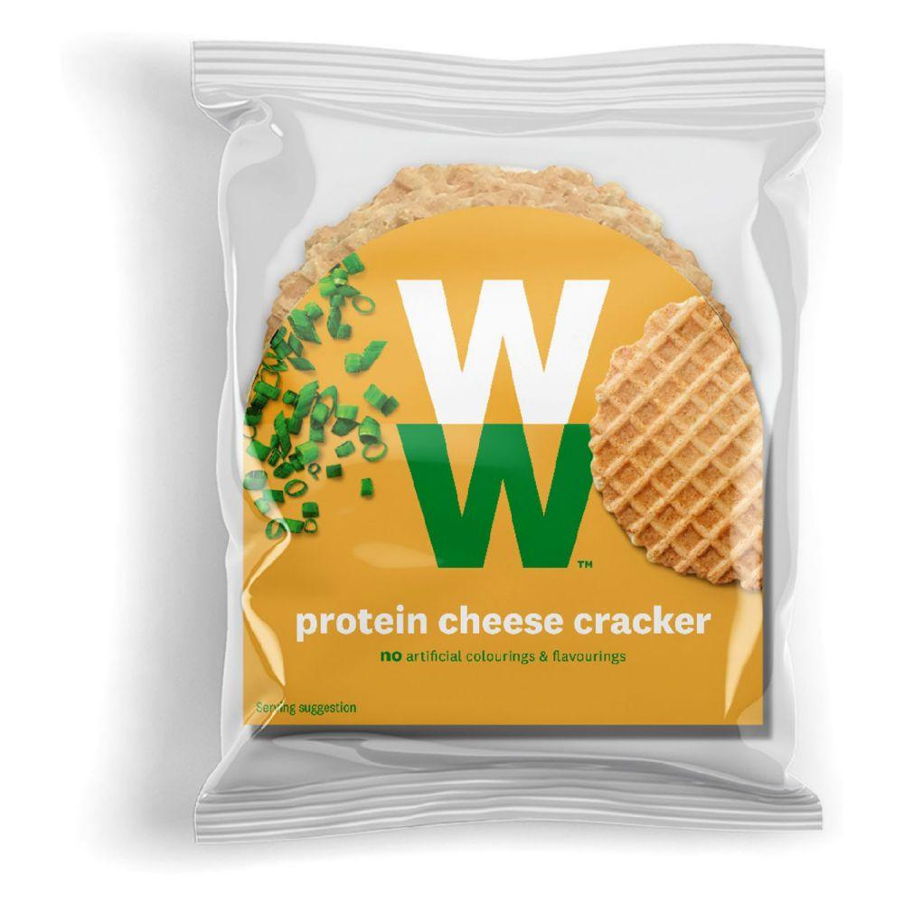 Protein Cheese Cracker - 18G