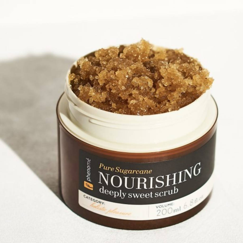 Pure Sugarcane Nourishing Deeply Sweet Scrub