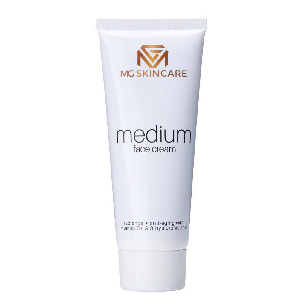 MG Skin Care Medium Facial Cream