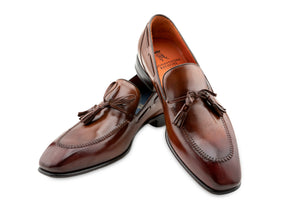 THE HERITAGE TASSEL LOAFERS