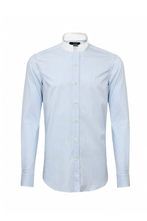 ENGLISH FROST PINSTRIPE SHIRT