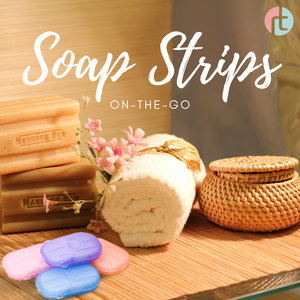 Soap Strips On-The-Go
