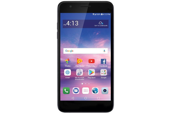 Simple Phone Combo #8 = Simple Mobile Lg Pro Lte 5.3' 16gb + Sim Card + $25 Plan + New Number