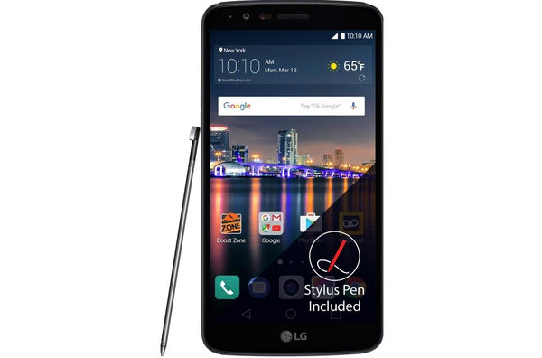 Simple Phone Combo #11 = Simple Mobile Lg Stylo 2 LTE 5.7' 16gb + Sim Card + $25 Plan + New Number